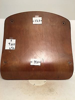 Vintage Antique Wood Folding Theater Stadium Seats Chair REPLACEMENT PARTS