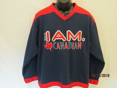 Molson's I am Canadian Jersey Large