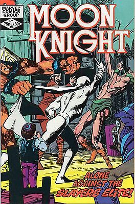 Moon Knight #18 (Apr 1982) Nm 9.4 First Ongoing Series