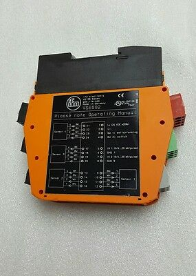 EFECTOR 800 VSE002 Diagnostic Electronics for Vibration Sensors