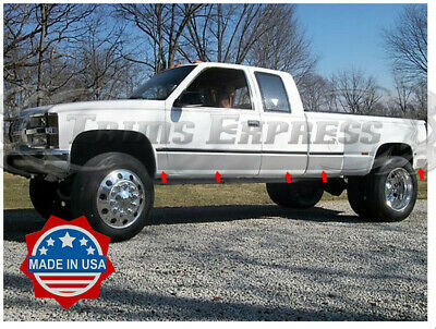98 chevy dually lifted