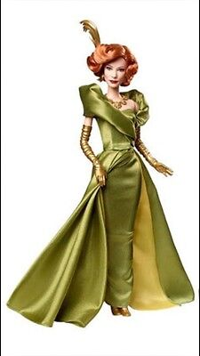 Rare Mattel Lady Tremaine Doll Wicked Stepmother Cinderella Live Action SOLD OUT