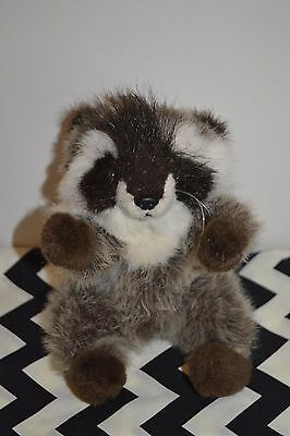 La-Z-Boy Plush Raccoon Promo Lay z Boy Lazy Boy Furniture