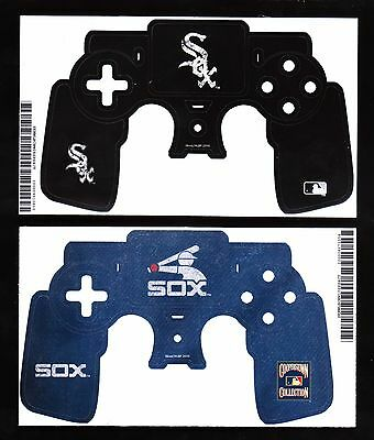 Lot Of (2) Chicago White Sox SkinIt For PlayStation 4 PS4 DualShock4 Controller