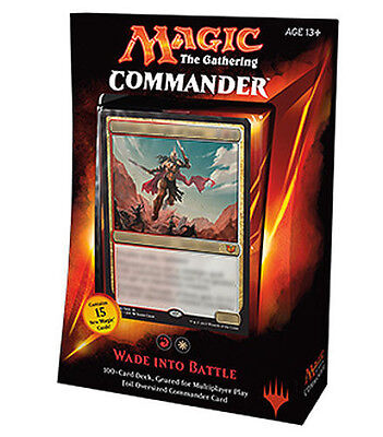 Magic: the Gathering- Commander 2015 Deck
