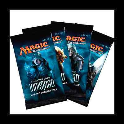 Magic the Gathering Cartas Sombras de Innistrad sobre 15 cartas español