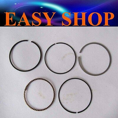 Lifan Zongshen Piston Rings 110cc 125cc 140cc 150cc 200 250cc Dirt ATV Quad Bike