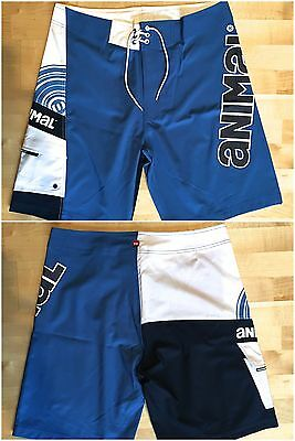 Boardshorts from Quiksilver , Animal , Reef and Billabong ( 7 in total )