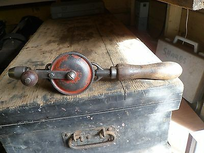 Vintage Millers Falls Co No 77 Hand Drill