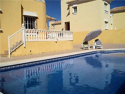 Spanish Villa Nr.Torrevieja, Costa Blanca. Sleeps 6. Private Pool
