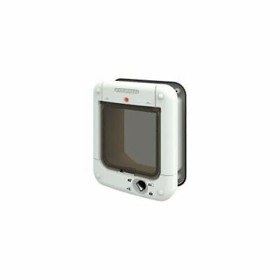 Pet Mate Cat Mate Microchip Cat Flap White