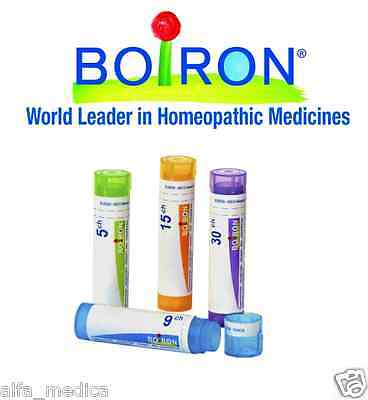 Boiron Mono Homeopathy Homeopathic Remedies Ch 5,9,15,30 !!!promo Price !!!