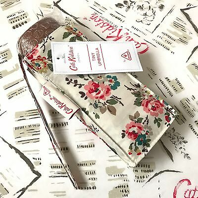 Genuine CATH KIDSTON x FULTON Kingswood Rose Umbrella NEW with Tags