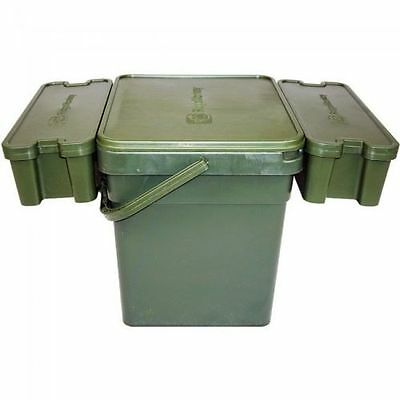 Ridgemonkey Ridge Monkey Modular Bait Bucket System Standard / XL Adapter Plate