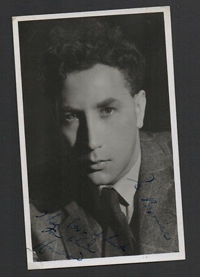 Frankie Howard Comedy authentic genuine autograph signed photo COA UACC
