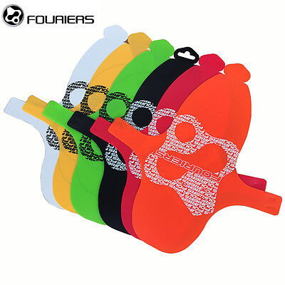 Front Fork Fenders Mud Guard For MTB DH Splash Mudguard PP 28g Fouriers