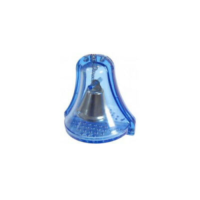 Happy Pet Products Parrot Toy Plastic Double Ringer Bell Sml