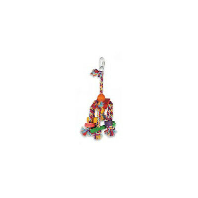Happy Pet Products Parrot Toy Fiesta Medium Large