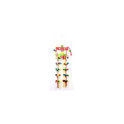Happy Pet Products Parrot Toy Cascade