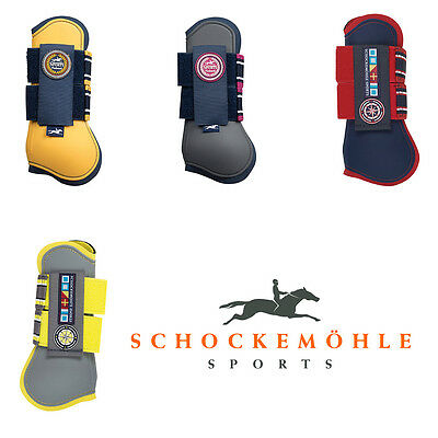 SALE! Schockemohle Jump Guards *NEW COLOURS ADDED*