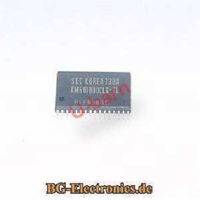 32 1pcs 1 x km681000clg-7l 128k x8 bit Low Power CMOS Static RAM sec TSOP