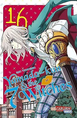 Yamada-kun and the seven Witches 16 - Deutsch - VORBESTELLUNG/ET:28.02.17