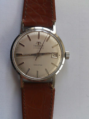 Orologio Watch Reloj Tissot Visodate Seastar SWISS MADE