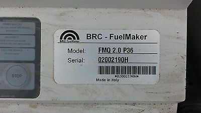 BRC Fuelmaker FMQ-2-36 CNG Refueling Appliance