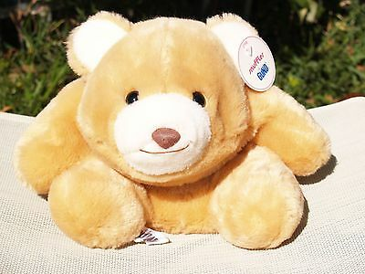 "Vintage Gund - 1St Version -Butterscotch Snuffles Bear- #2168-13""-1980-All Tags"