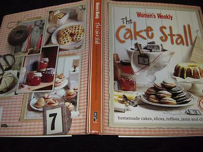 Australian Womens Weekly Cookbook  Recipes The Cake Stall Homemade Cakes Slices