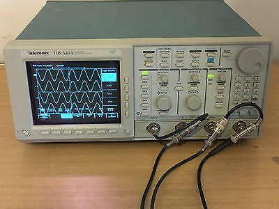 Tektronix TDS540A 500MHz 1GS/s in perfect working condition.