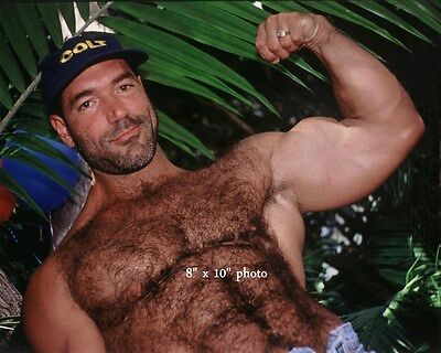 CARL HARDWICK COLT MODEL SHIRTLESS HAIRY CHEST EXCLUSIVE beefcake photo (85)