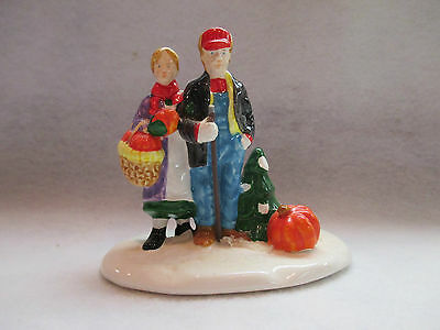 "Dept 56 Snow Village ""Country Harvest""  56 54151 Free Shipping"