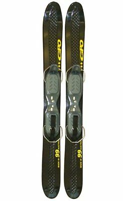 Gaspo GPO Hot Stamp 99cm Snow Blades - Fixed Bindings