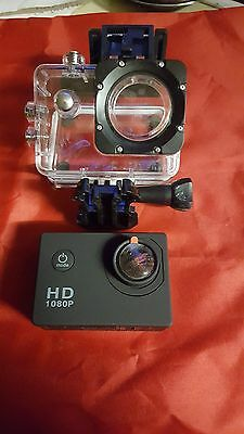1080P Full Spectrum Hd Action Cam Ghost Hunting