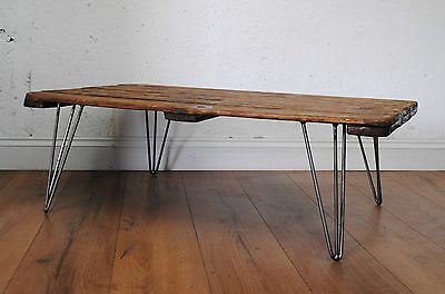 Hairpin Legs, Furniture, Retro, Vintage, Coffee Table, Industrial, MADE IN UK!