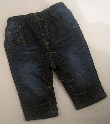 SALE NEw XT store baby boys jeans bottoms first size newborn 3-6  months