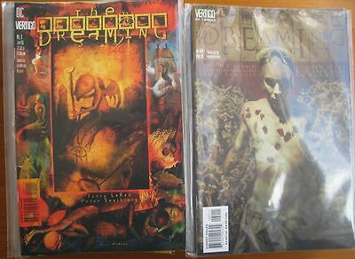 The Dreaming 1-60 + Special Comics Job Lot - Dc Vertigo - Sandman - Neil Gaiman