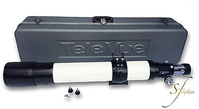 Telescope TeleVue®-102 Refractor and Extras