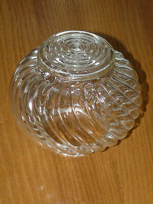 Vintage Clear Glass Ceiling Lamp Light Shade - Sconce