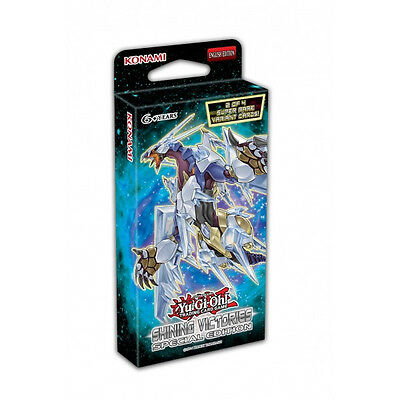 Yu-Gi-Oh TCG Shining Victories Special Edition Deck