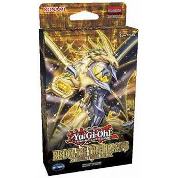Yu-Gi-Oh TCG Rise of the True Dragons Structure Deck