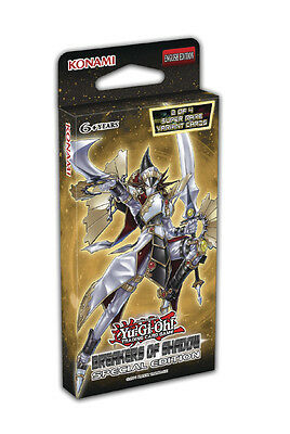 Yu-Gi-Oh! TCG Breakers Of Shadow Special Edition Deck