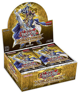 Yu-Gi-Oh! - Rivals of the Pharaoh Duelist Pack Display (release date 15/09/2016)