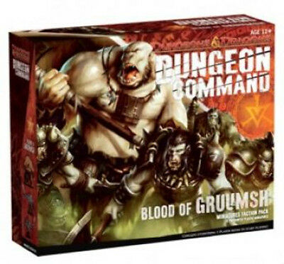 Dungeon Command Miniature Game: Blood of Gruumsh