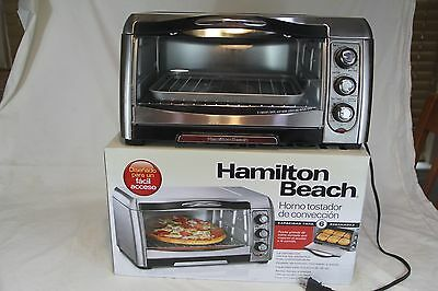 Hamilton Beach 31333 Convection Toaster Oven Used as Soldering Reflow Oven
