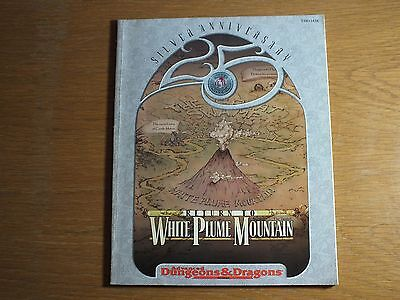 Adv. Dungeons & Dragons 25 Anniversary Return To White Plume Mountain TSR 11434