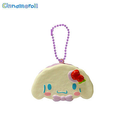 Authentic Cinnamoroll Sweets Cake Squishies Strawberry Cake with Berry Filling