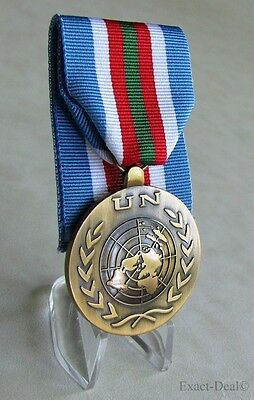 UN United Nations UNONUB - Operation in Burundi 2004 Full Size Replacement Medal