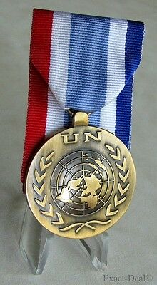 UN United Nations UNOMIL - Observer Mission in Liberia 1993-1997 Full Size Medal